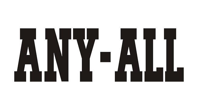 any-all